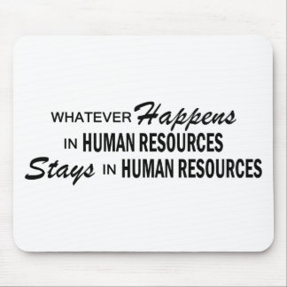 Lo que sucede - los recursos humanos tapetes de ratones