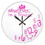 lo que, yo son princesa relojes