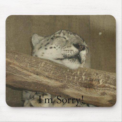 ¡Lo siento! Tapete De Raton