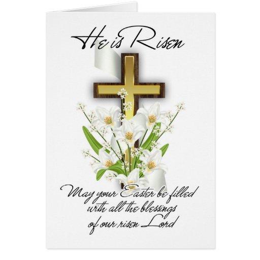 Lo suben, tarjeta de felicitación de Pascua con la