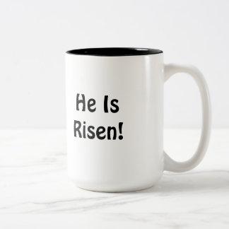 Lo suben tazas de café