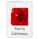 Lo una tarjeta floreciente color de rosa de E're (