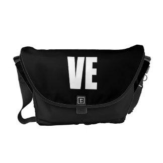 (LO)VE MESSENGER BAGS