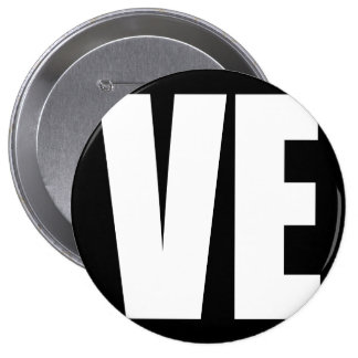 (LO)VE PINBACK BUTTONS