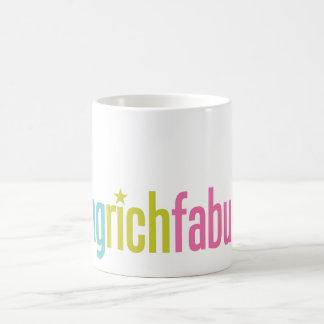 LOA Young Rich Fabulous Coffee Mug