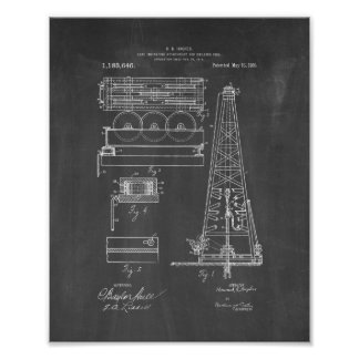 Load-indicating Attach For Drilling Rigs Patent - Poster