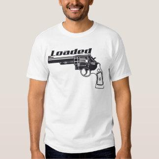 Loaded Hand Gun by U.S. Custom Ink Shirt