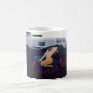 Loaded Lady Coffee Mug