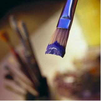Loaded Paintbrush Cutout
