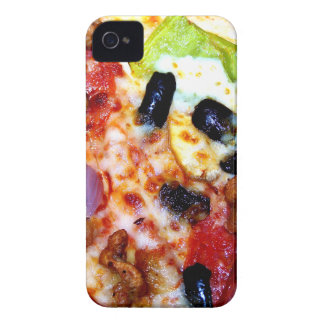 Loaded Pizza iPhone 4 Case-Mate Case