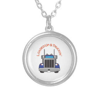LOADED UP AND TRUCKIN PENDANT