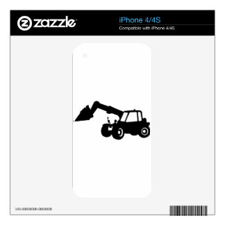 loader decal for iPhone 4