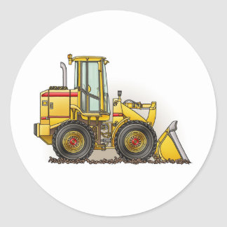 Loader Kids Sticker