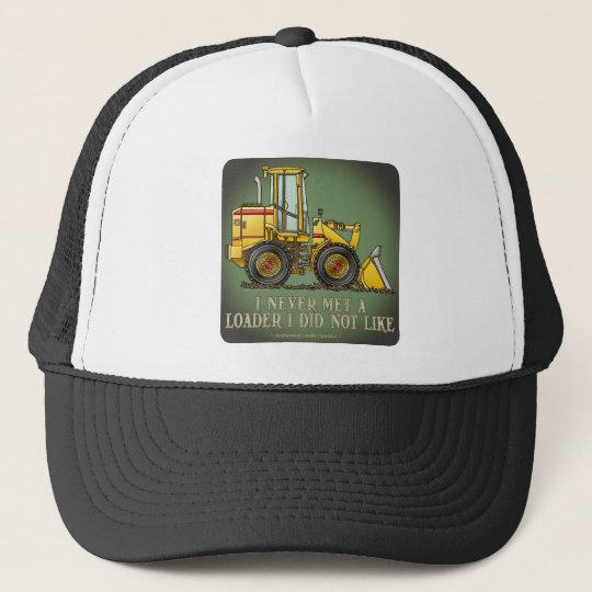 Loader Operator Quote Hat