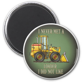 Loader Operator Quote Magnet