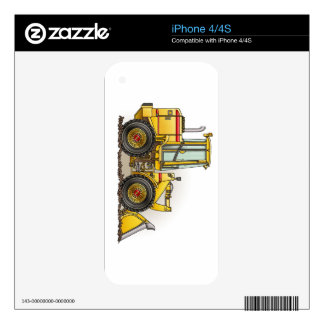 Loader Skins For The iPhone 4S