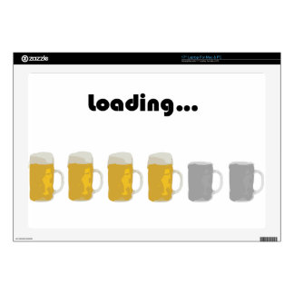"Loading... 17"" Laptop Decal"