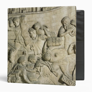 Loading a ship, detail from cast of Trajan's Binder