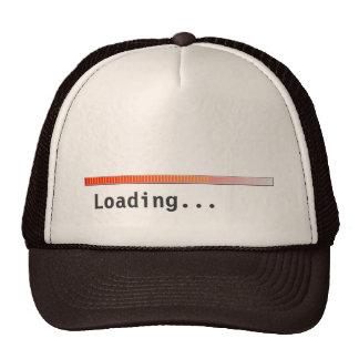 Loading Bar Trucker Hat