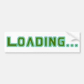 Loading... Bumper Sticker