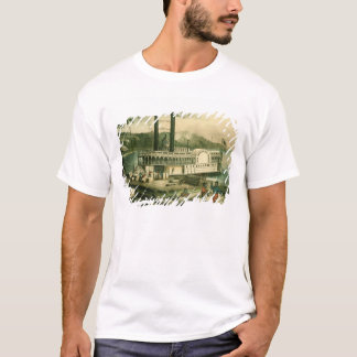 Loading Cotton on the Mississippi, 1870 T-Shirt