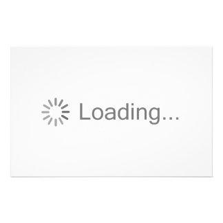 Loading Image Icon Stationery