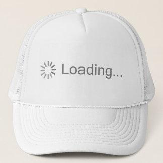 Loading Image Icon Trucker Hat