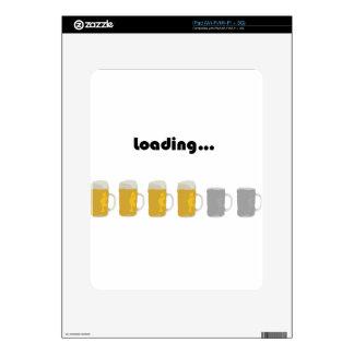 Loading... iPad Skin