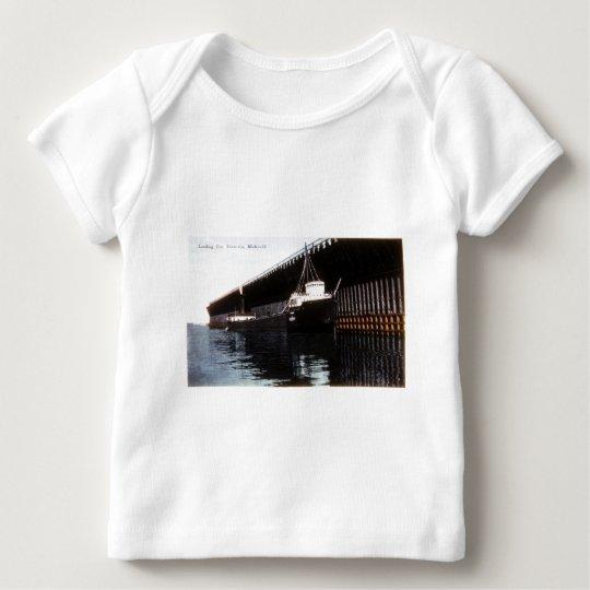 Loading Ore, Escanaba, Michigan Baby T-Shirt