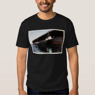 Loading Ore, Escanaba, Michigan T Shirt