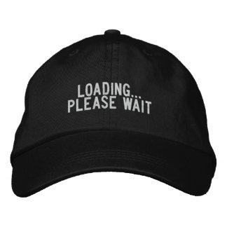 Loading... please wait baseball cap