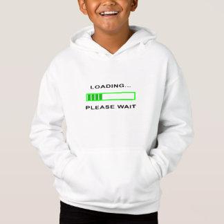 Loading… Please Wait Hoodie