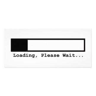 Loading, Please Wait.... Rack Card