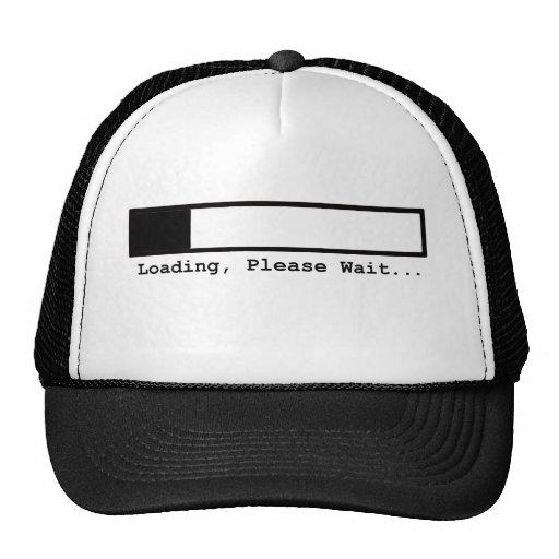 Loading, Please Wait.... Trucker Hat