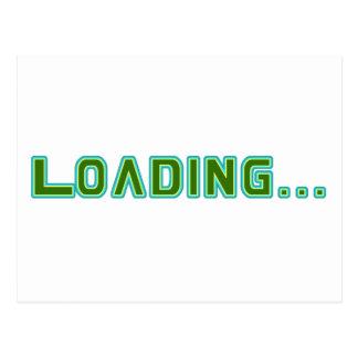 Loading... Postcard