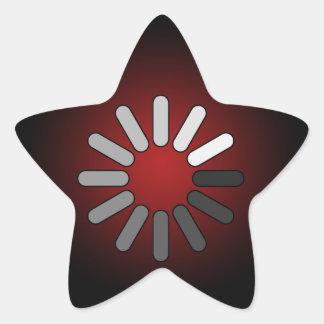 loading star sticker