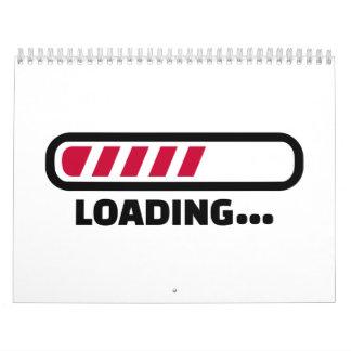 Loading Calendar