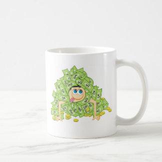 Loads of money coffee mugs