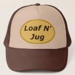 """Loaf N&#39; Jug Trucker Hat<br><div class=""""desc"""">Show your support for the Loaf N&#39; Jug! America&#39;s favorite truck stop!</div>"""