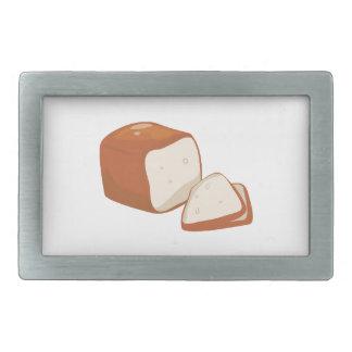 Loaf of Bread Belt Buckle