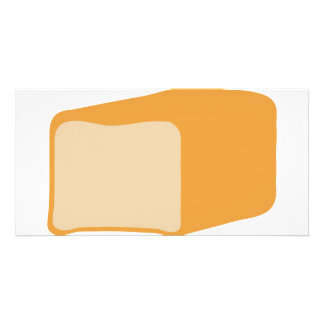 loaf of bread icon card