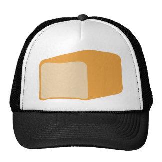 loaf of bread icon trucker hat