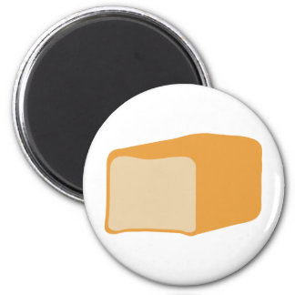 loaf of bread icon magnet