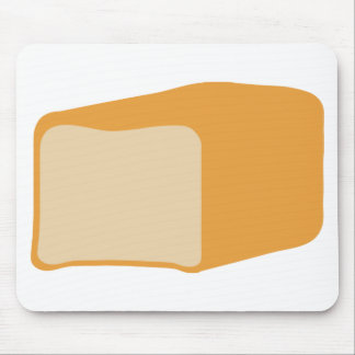 loaf of bread icon mouse pad
