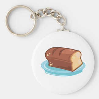 Loaf Of Bread Keychains