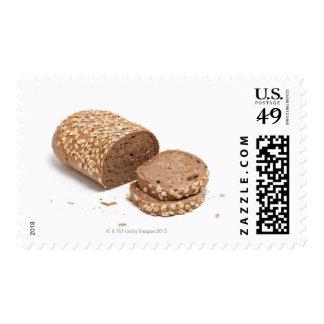 Loaf of bread postage