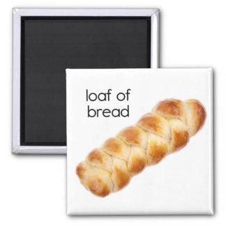 Loaf of Bread Refrigerator Magnet