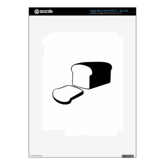 Loaf of Bread iPad 3 Decals