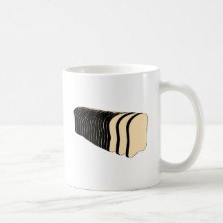 Loaf of Sliced Bread Classic White Coffee Mug