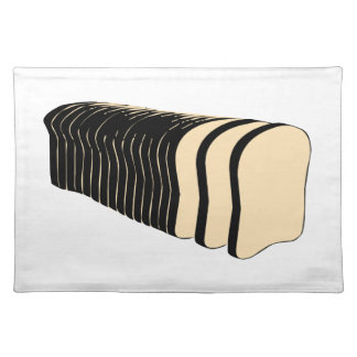 Loaf of Sliced Bread Placemats